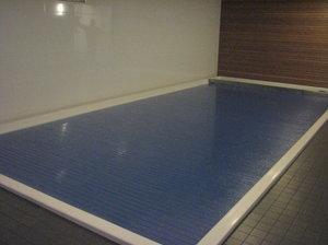 Proffs Glasfiberpool 7,7 x 3,5 x 1,5 m