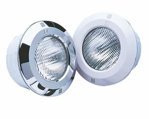 Undervattenslampa med ABS-nisch 300 w 12 v till linerpool (AISI front ,Rostfritt stål)