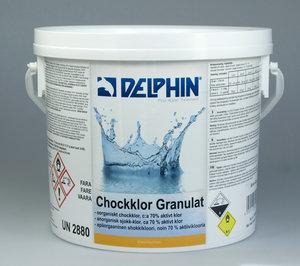Delphin Chockklor Granulat 3 Kg