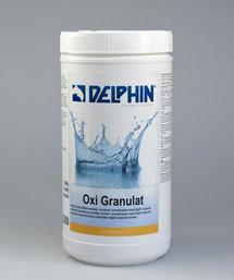 [KLORFRITT] Delphin Oxi Granulat 1 kg