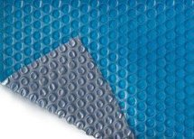 Bubbelplast (solfolie) 5x10m